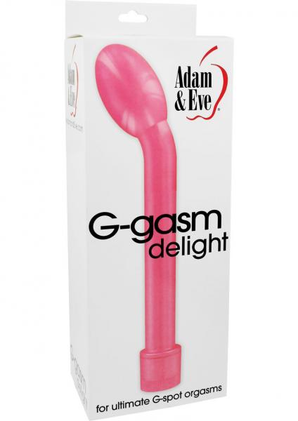 G-Gasm Delight Vibrator Pink 7 Inches