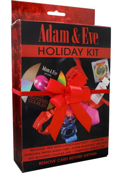 Adam & Eve Holiday Kit