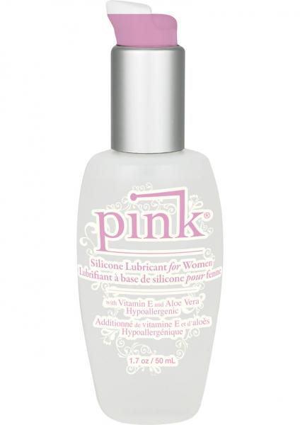 Pink Lube 1.7 Ounce