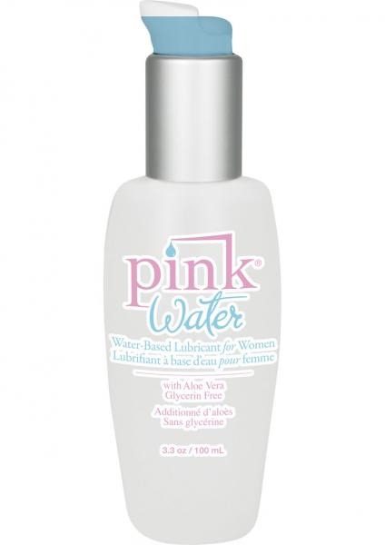 Pink Water 3.3 Ounce