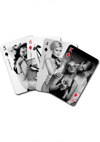 Sex And Mischief Playing Cards