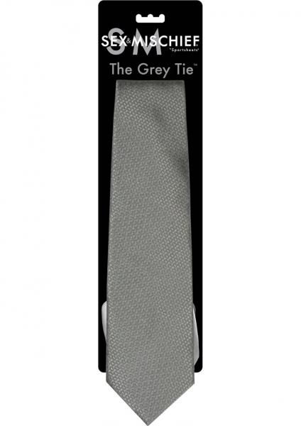 Sex And Mischief The Grey Tie