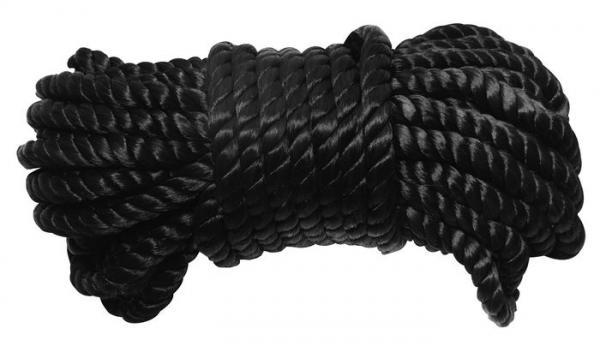 Manbound Rodeo Rope Black