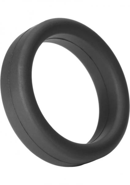 "Super Soft 1.5"" C Ring - Black"