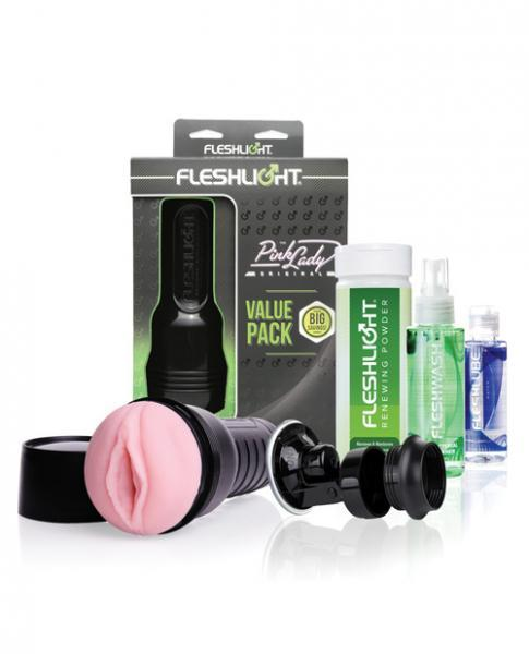 Fleshlight Pink Lady Original Value Pack