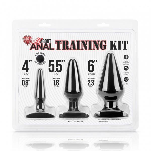 Anal Training Kit Black