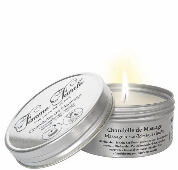 Femme Fatale Chandelle De Massage 4.22oz
