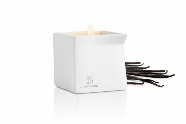Afterglow Massage Candle Dark Vanilla