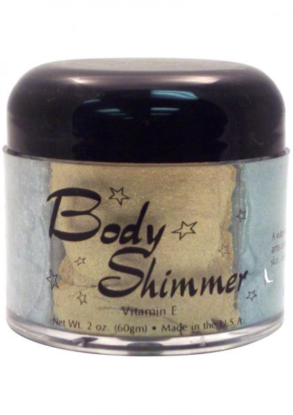 Body Shimmer Gold And Silver