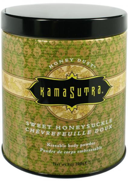 Honey Dust Body Powder Sweet Honeysuckle 8 Ounce