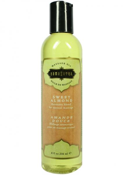 Aromatic Massage Oil Sweet Almond 8 Ounce