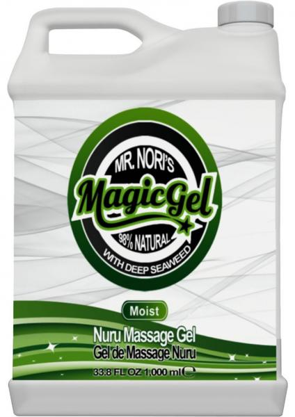 Mr Nori Magic Gel Moist 33 Oz