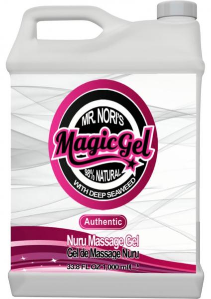 Mr Nori Magic Gel Authentic 33 Oz