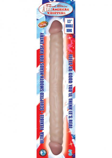 "Whopper Double Dong 13""- Beige"