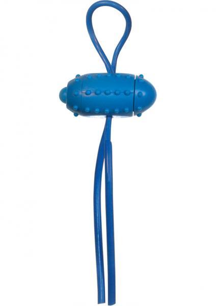 Vibrating Cocktie - Blue