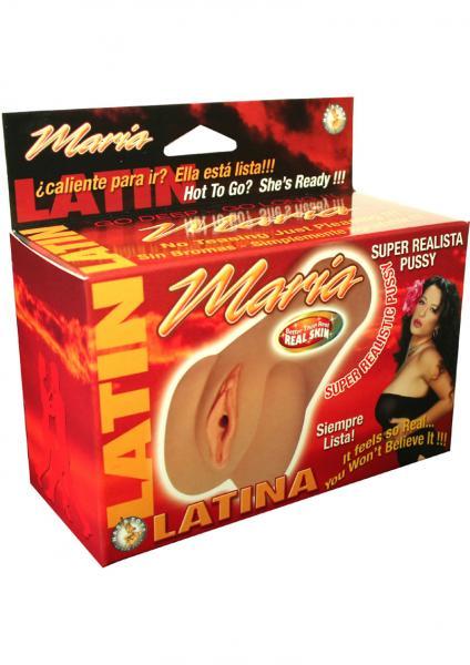 Maria Latina Super Realistic Pussy Masturbator 5 Inch