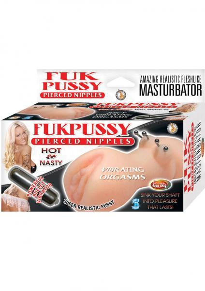 Fuk Pussy Pierced Nipples Pussy Masturbator With Bullet Flesh