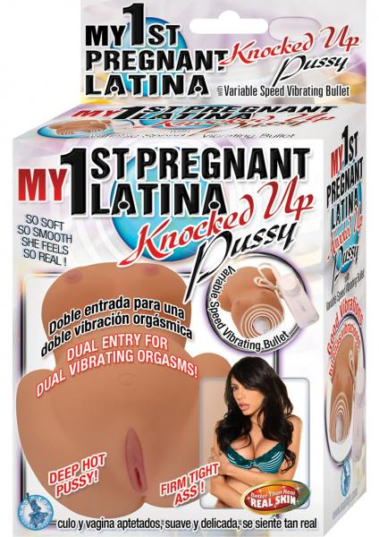 My First Pregnant Latina Knocked Up Pussy Masturbator Flesh