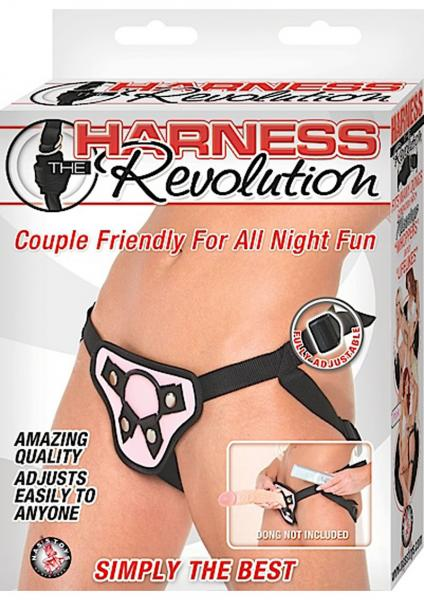 Harness The Revolution Pink