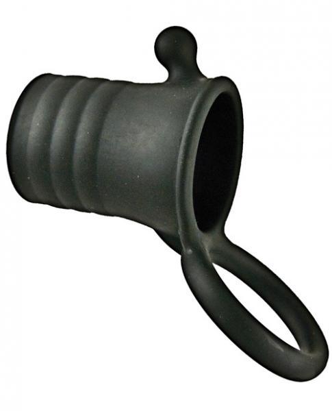 Maxx Men Clitmaster Cock Sleeve Black