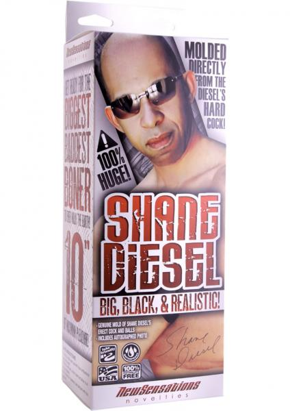 Shane Diesel Realistic Dong