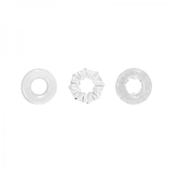 Renegade Dyno Rings Clear 3 Pack