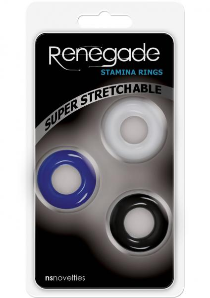 Renegade Stamina Rings Set Assorted