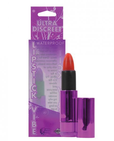 Lipstick Vibe Ultra Discreet Pink
