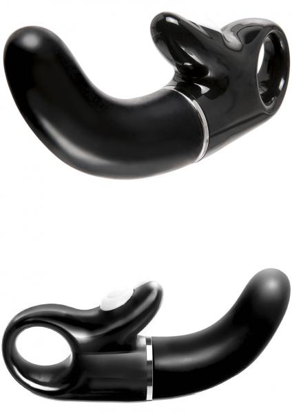 Le Reve G Spot Mini Vibe Waterproof 4.5 Inch Black