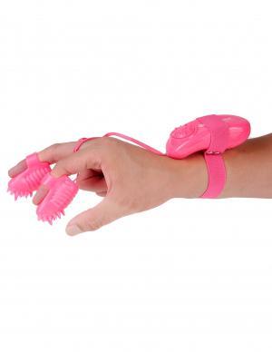 Neon Magic Tough Finger Fun Pink