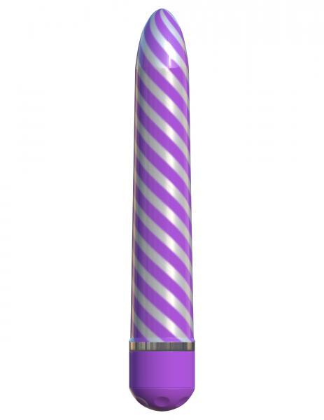 Classix Sweet Swirl Vibrator Purple
