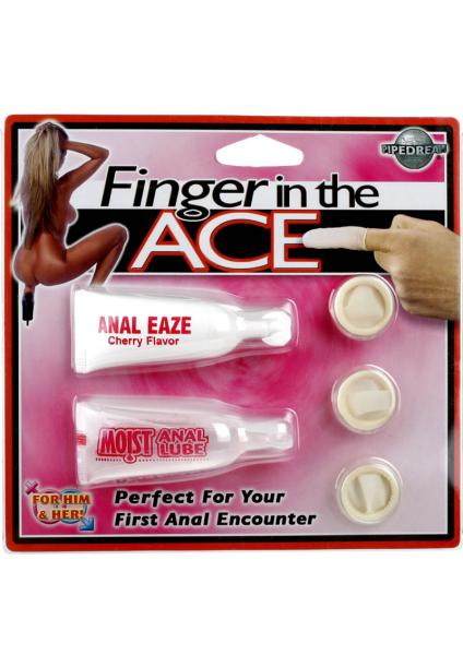 Finger In The Ace Anal Kit