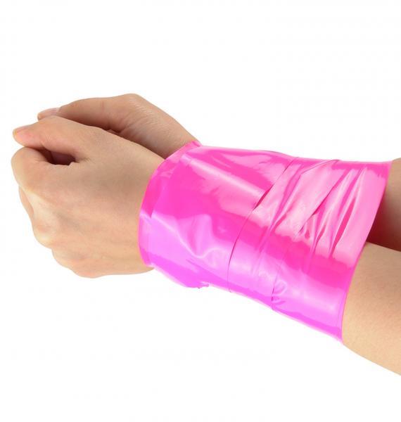 Neon Pleasure Tape Pink