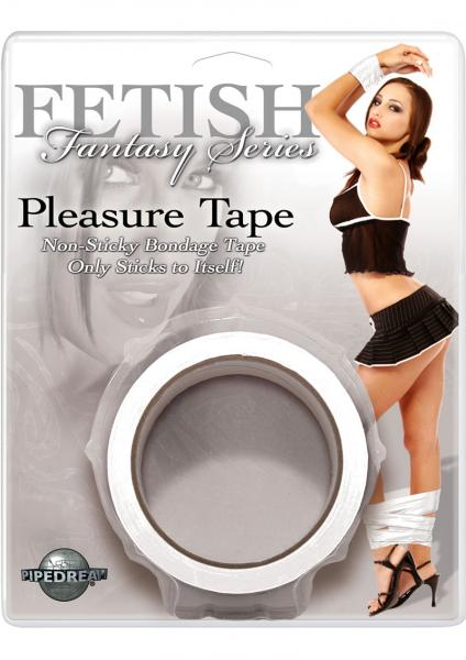 Fetish Fantasy Pleasure Tape White