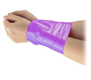 Neon Pleasure Tape Purple Non-Stick Bondage Tape