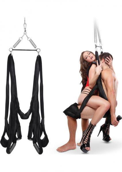 FF Yoga Sex Swing Black