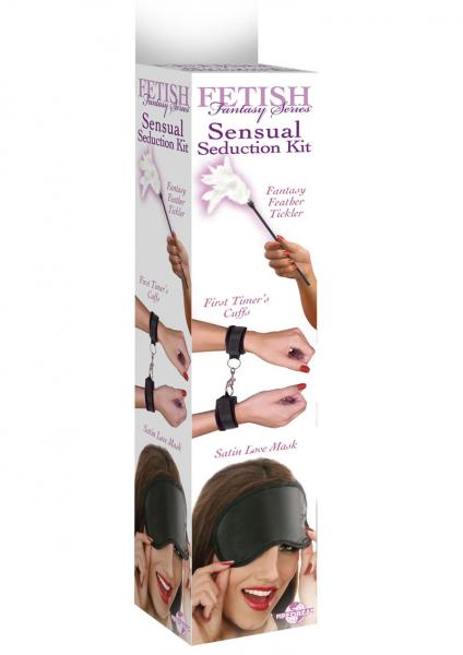 Fetish Fantasy Sensual Seduction Kit