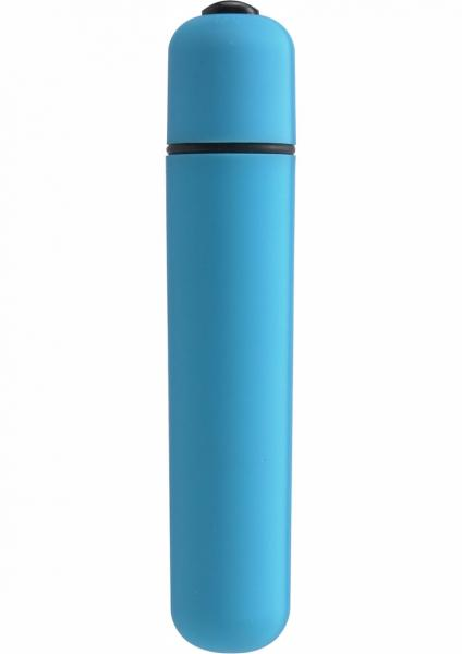 Neon Luv touch Bullet XL Waterproof 3.25 Inch Blue