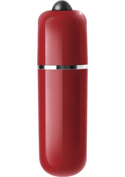 Le Reve Bullet Waterproof 2.5 Inch Red
