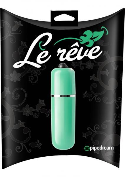 Le Reve Bullet Waterproof 2.5 Inch Green
