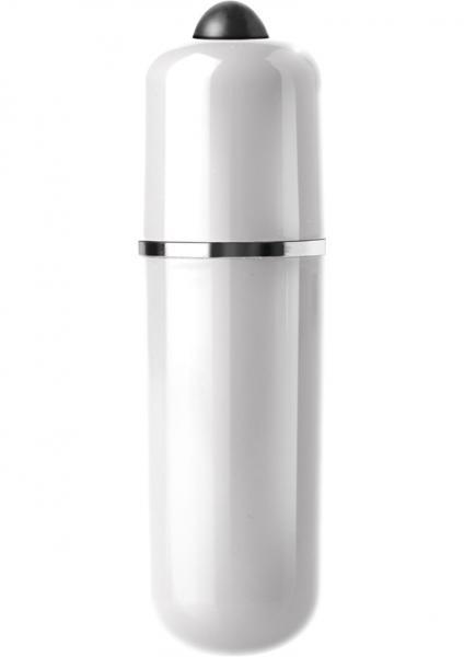 Le Reve Bullet Waterproof 2.5 Inch White
