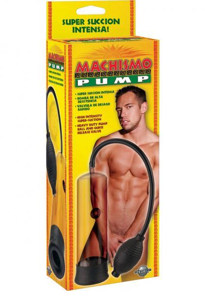 Machismo Penis Pump 7.5 Inch