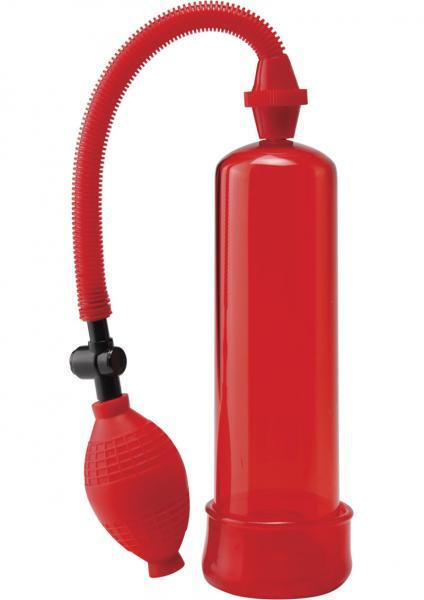 Pump Worx Beginners Pump Red