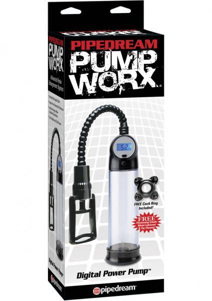 Pump Worx Digital Power Pump