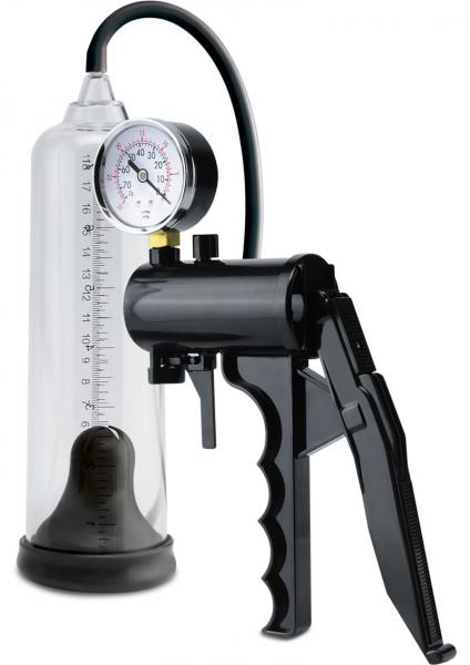 Max Precision Power Pump Clear