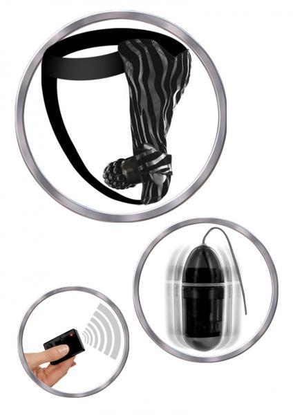 Plus Size Remote Control Fantasy Panty