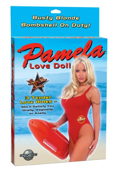 Pamela Inflatable Love Doll