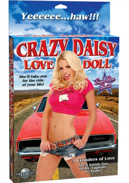 Crazy Daisy Inflatable Love Doll