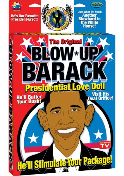 Barack Blow Up Presidential Inflatable Love Doll