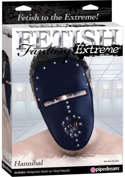 Hannibal Hood Mask
